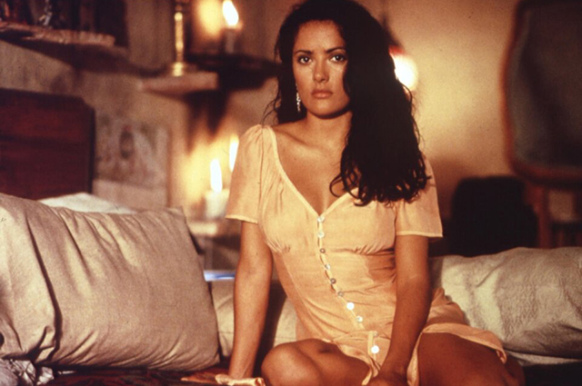 Salma Hayek in the movie Desperate