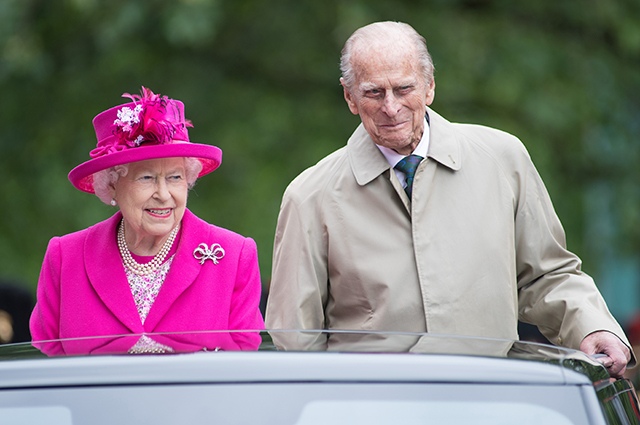 99-year-old husband of Queen Elizabeth II, Prince Philip hospitalized in London