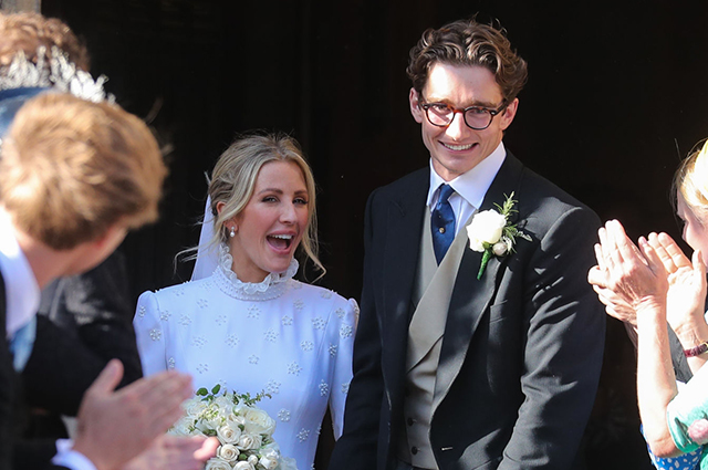 Kaspar Jopling and Ellie Golding