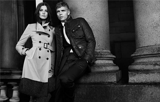 Burberry Black Label Fall Winter 12-13