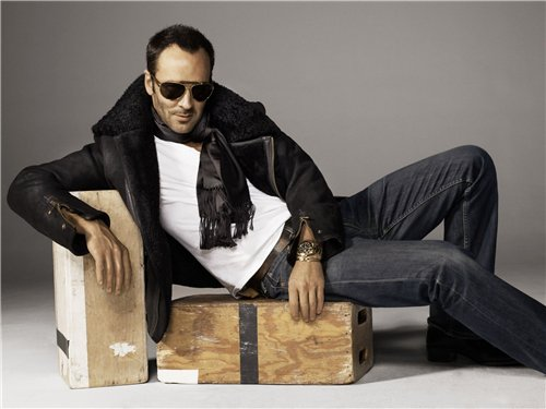 Tom Ford is on fire
