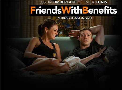 Friends with Benefits,новый трейлер
