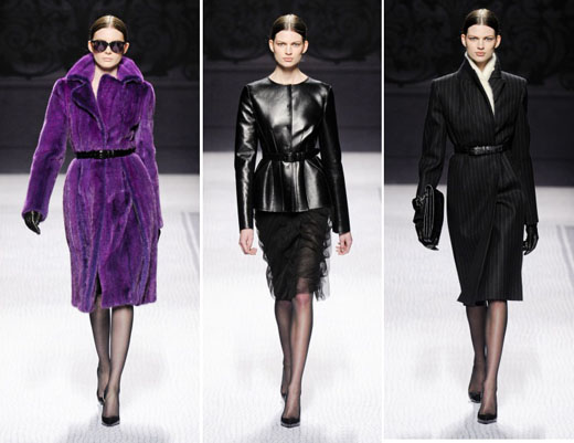 Alberta Ferretti Fall 2012 Milan Fashion Week