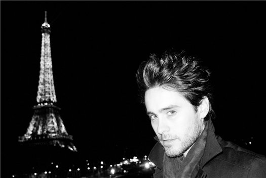 Jared Leto by Terry Richardson. New fotos.