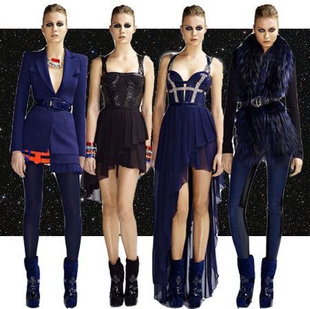 Versace Pre-Fall 2010 Collection