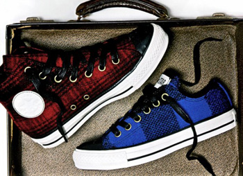 Converse и Woolrich: Back to School
