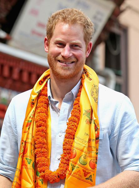 Prince Harry: Nepal Tour