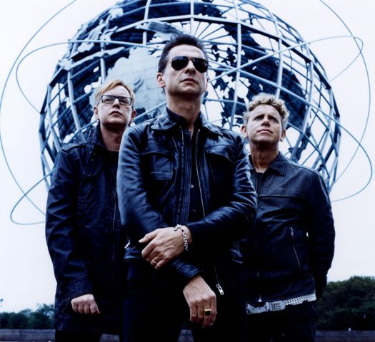 "Depeche mode и тур ""Tour of the Universe"""