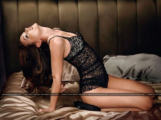 Leighton Meester's Sexiest Photoshoot Ever!