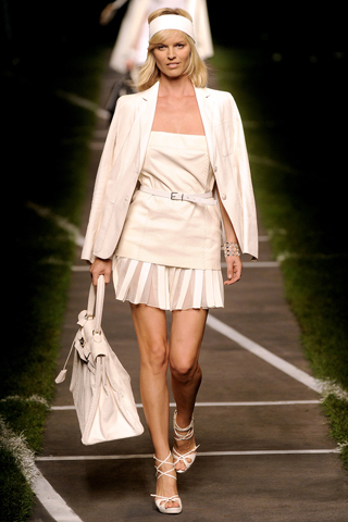 Paris Fashion Week: Hermes S/S 2010