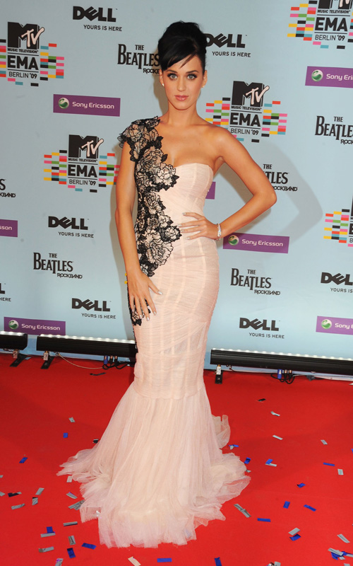 Katy Perry: MTV European Music Awards Hottie