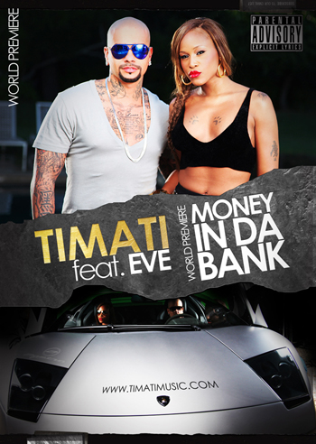 Клип Timati feat. Eve - Money in the Bank