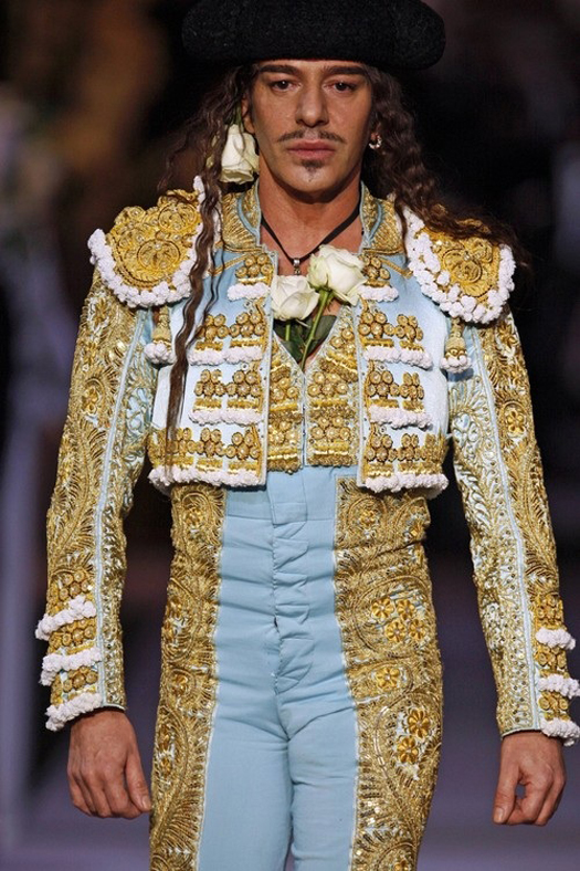 Happy birthday John Galliano!