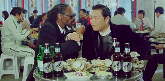 "PSY - ""Hangover (feat. Snoop Dogg)"