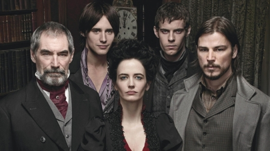 Penny dreadful. City of Angels.