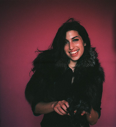 Amy Winehouse: Life without drugs....
