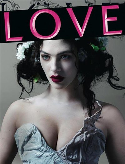 LOVE magazine issue #8