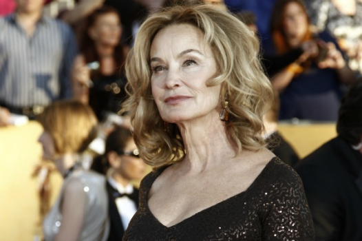 Jessica Lange: young and beautiful