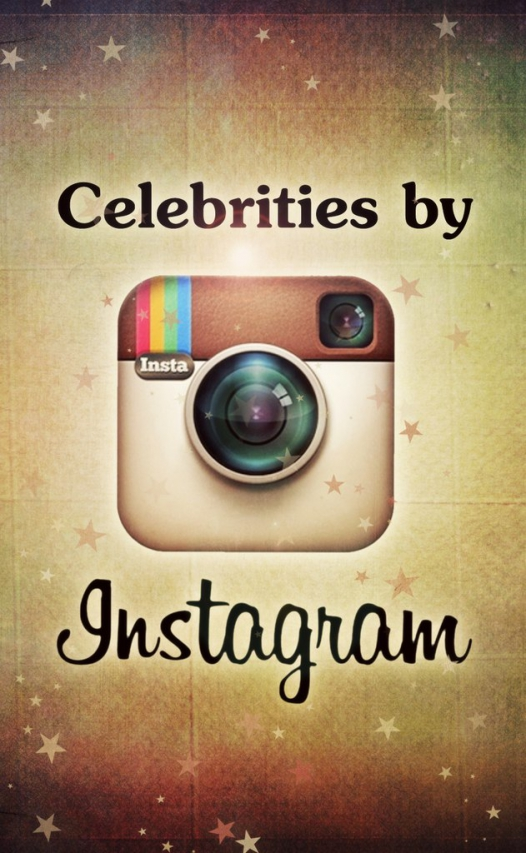 Celebrities by Instagram