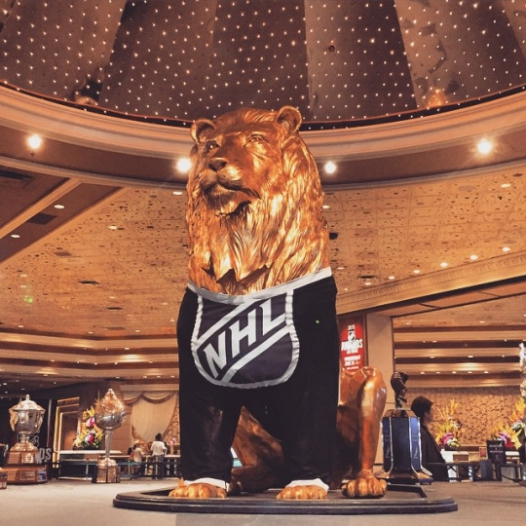 NHL Awards 2015