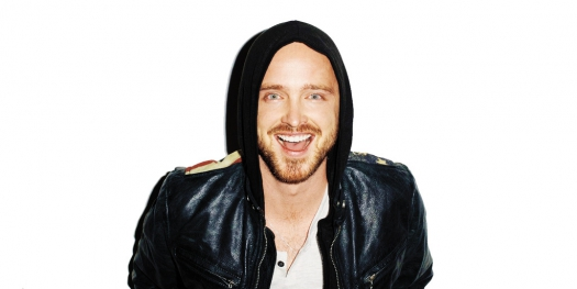 Happy 37th Birthday, Aaron Paul !
