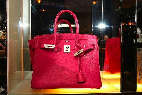 Русские & Hermes Birkin : Our Love Would Be Forever !