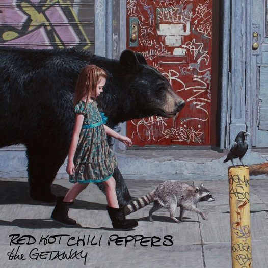 Новый сингл  Red Hot Chili Peppers  «The Getaway»