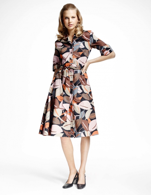 Brooks Brothers, Oscar de la Renta Resort 2017
