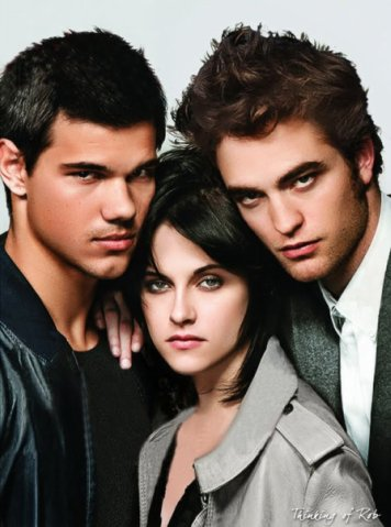 Team Twilight в журнале Entertainment Weekly