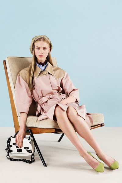 Resort 2012. Prada and Miu Miu