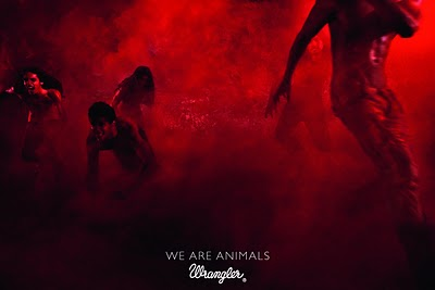 Wrangler Red We Are Animals