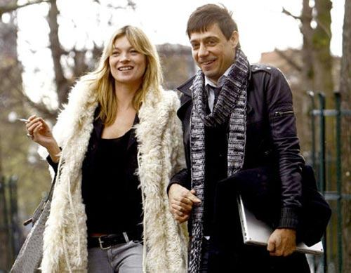LOVE IS LOVE : Kate Moss and Jamie Hince ( foto)