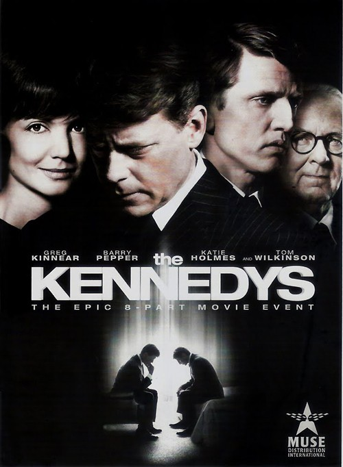 "Katie Holmes: ""The Kennedys"" Poster"