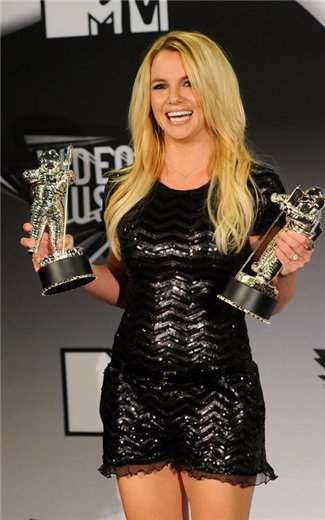 MTV Video Music Awards - 2011