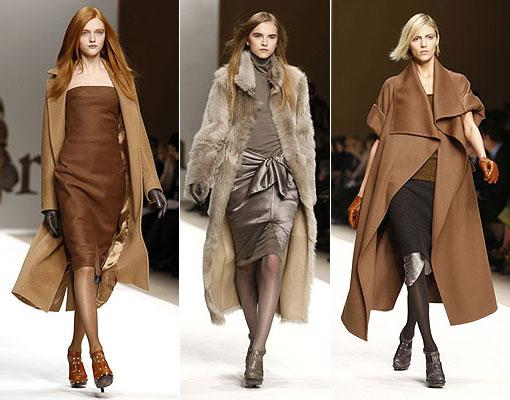 Max Mara Fall 2012 Milan Fashion Week