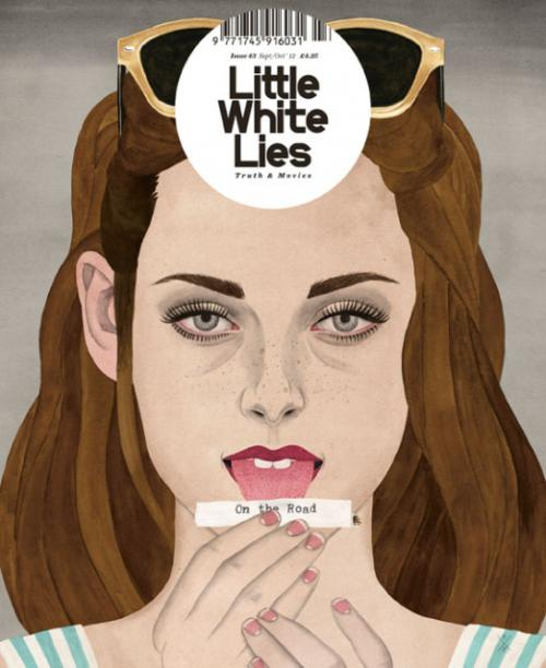 Кристен Стюарт в журнале Little White Lies