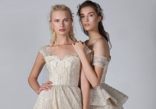 ed13d585d6995 Georges Hobeika BRIDAL AUTUMN-WINTER 2019/20 COLLECTION | Блогер ...