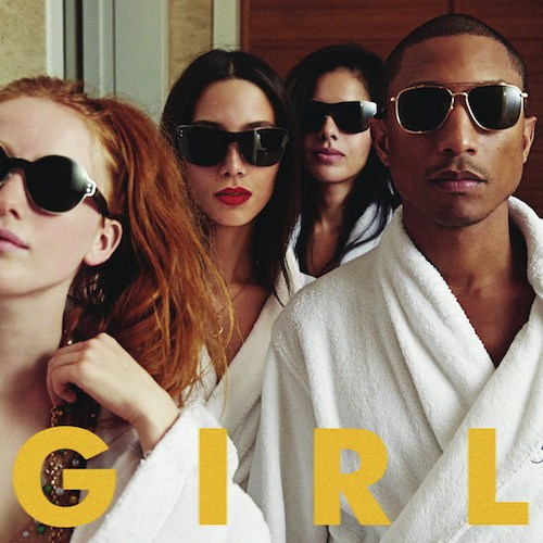 Pharrell Williams -Girl (2014)