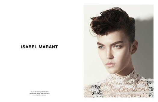 Isabel Marant Fall/Winter 12-13