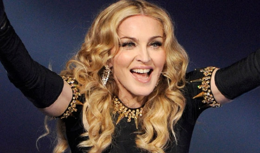 Shocking Moment: Madonna Is PULLED Off Stage Live At Brits