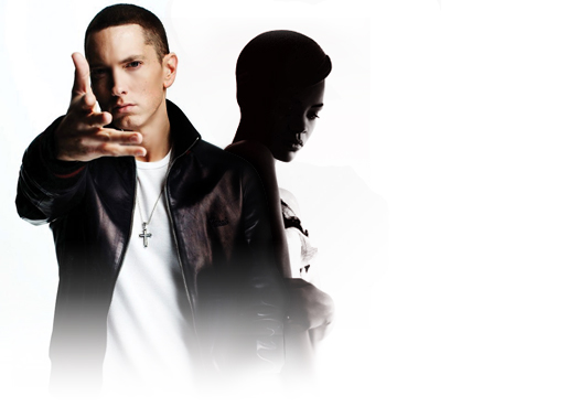 "Eminem ""Love The Way You Lie"""
