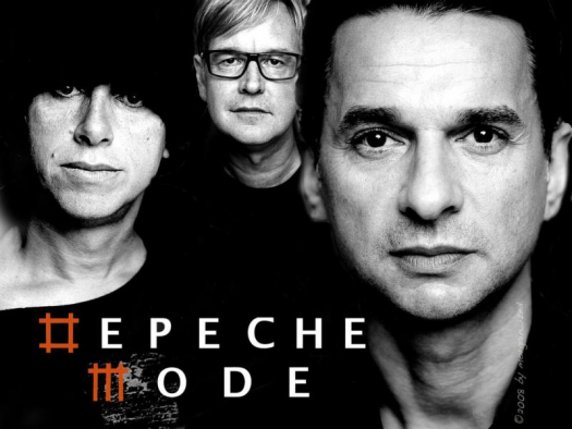 Depeche Mode на The Tonight Show Starring Jimmy Fallon