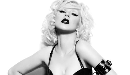 "CHRISTINA AGUILERA ""Not Myself Tonight"""