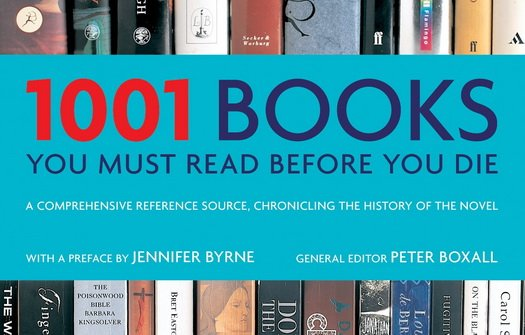 1001 books to read
