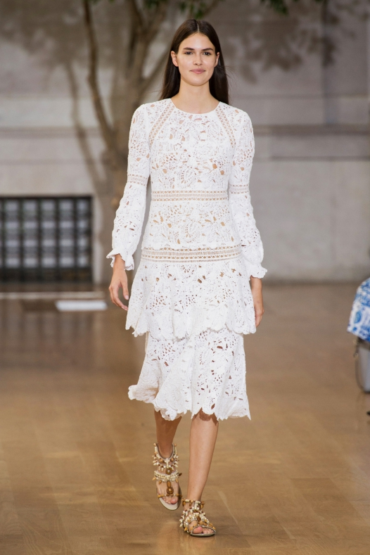 Oscar de la Renta ready-to-wear, весна/лето 2017