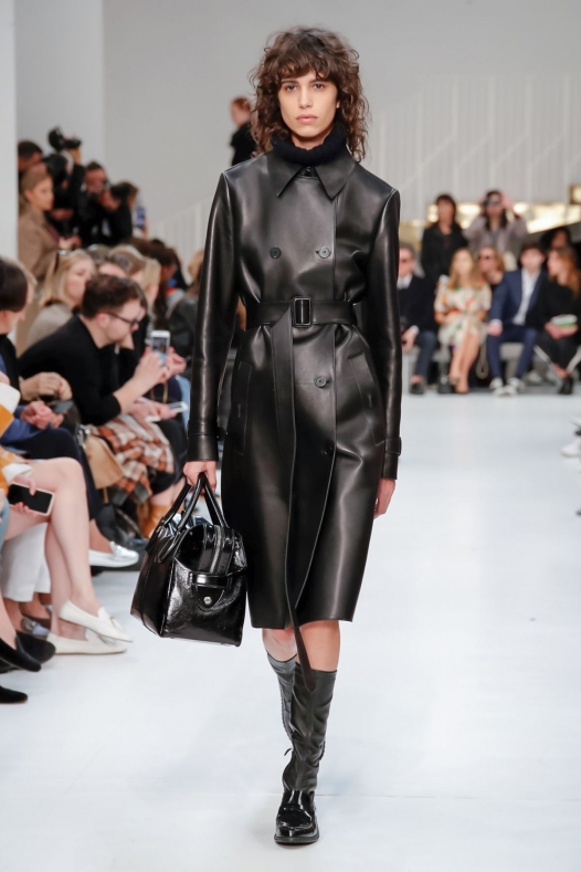 Tod's Ready To Wear осень-зима 2019-2020