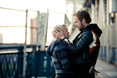 "Michelle Williams & Ryan Gosling. Фотокол ""Blue Valentine"""