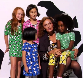 Diane von Furstenberg for Gap