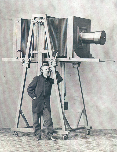 the development of photography