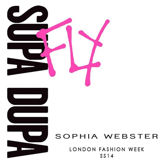 "Sophia Webster ""SUPA DUPA FLY PRESENTATION SS14"""